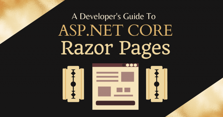 A Developer's Guide to ASP.NET Core Razor Pages