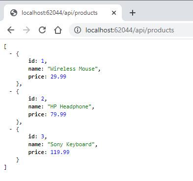 ASP.NET Core Web API Versioning - Set Version 1 As Default Version