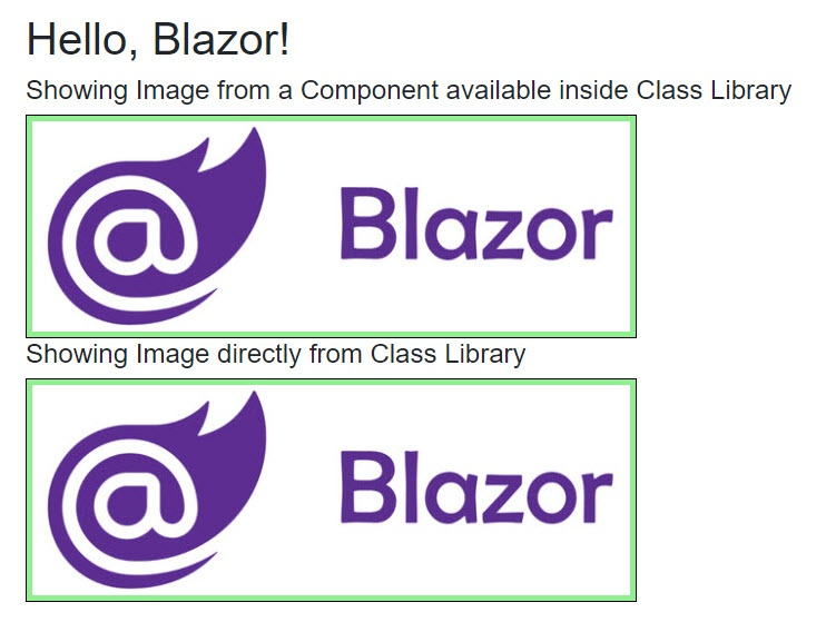 Apply CSS Styles from Razor Class Library
