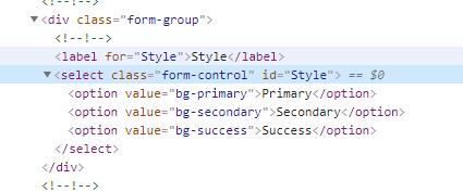 Bind Select with Custom Class in Blazor
