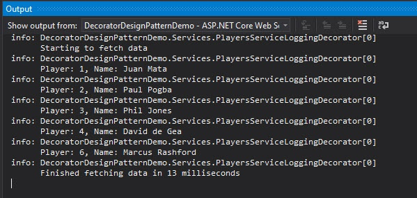 Caching Decorator in ASP.NET Core 5