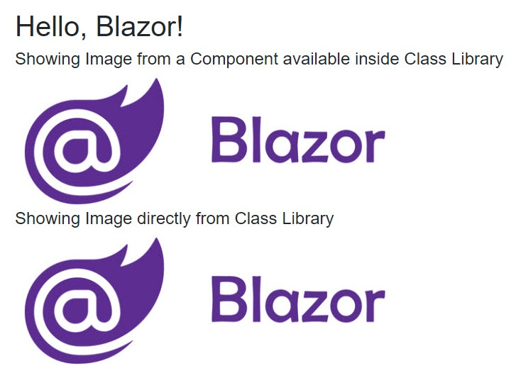Different Ways to Access Static Contents from Razor Class Library