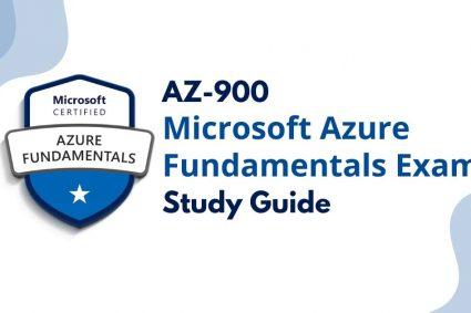 AZ-900 – Azure Fundamentals Exam Study Guide