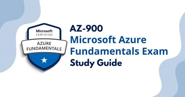 Read more about the article AZ-900 – Azure Fundamentals Exam Study Guide