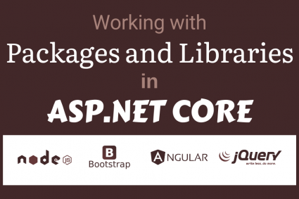 Working with Packages and Libraries in ASP.NET Core